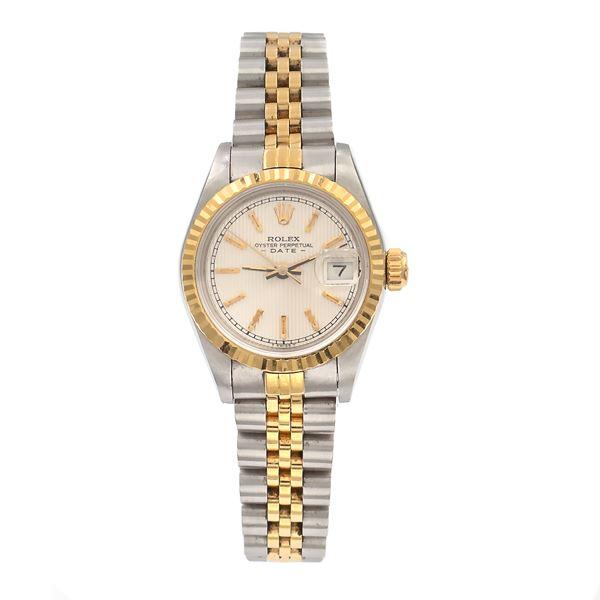 Rolex Oyster Perpetual Date Lady, orologio da polso