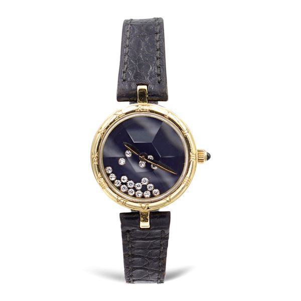 Gerald Genta Champagne, orologio da donna
