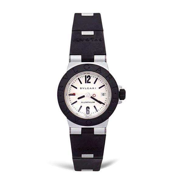 Bulgari Alluminium, orologio da donna