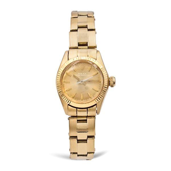 Rolex Oyster Perpetual, orologio da donna
