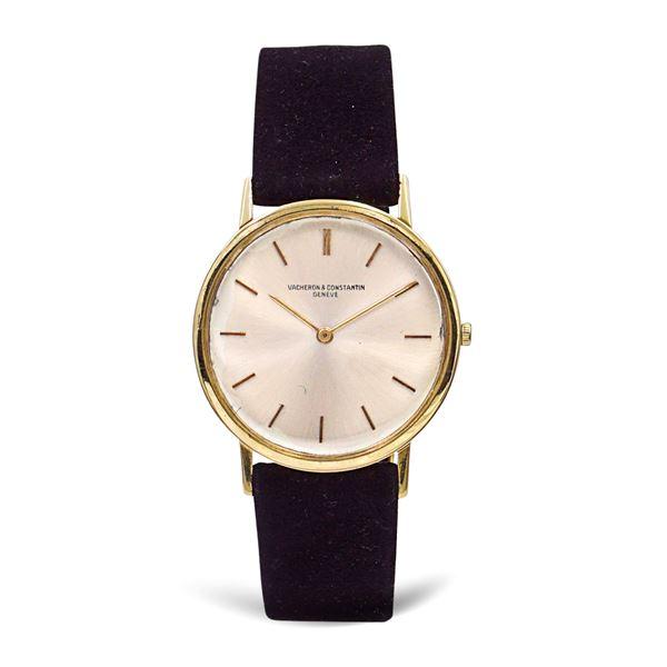Vacheron Constantin Patrimony ultrapiatto, orologio da polso