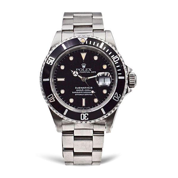 Rolex Submarine Oyster Perpetual Date, orologio da polso