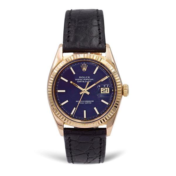 Rolex Oyster Perpetual Datejust Vintage, orologio da polso