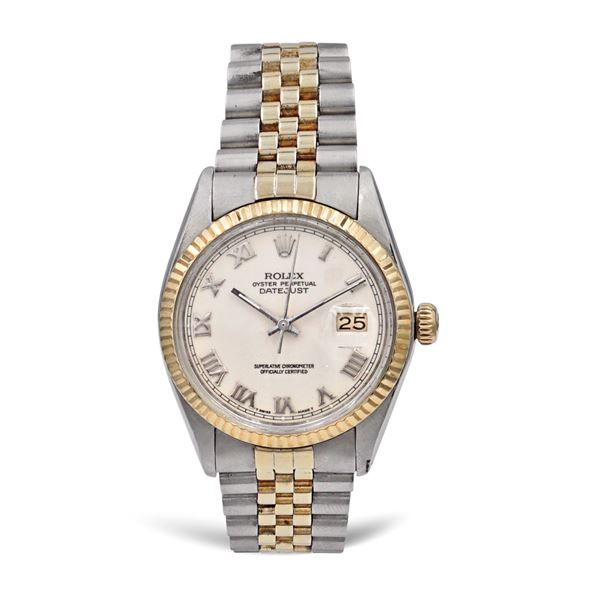 Rolex Oyster Perpetual Datejust, orologio da polso