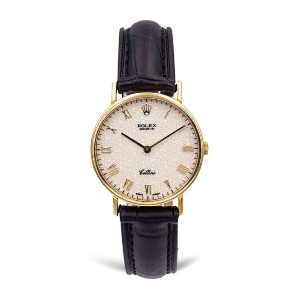 Rolex Cellini, orologio da polso