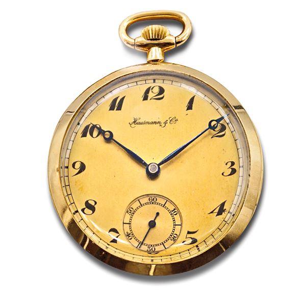 Hausmann & Co. orologio da tasca