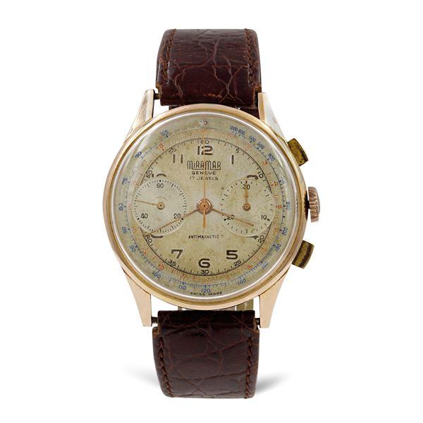 Miramar, orologio cronografo vintage