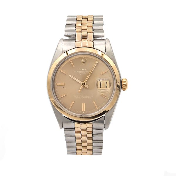 Rolex Oyster Perpetual Date Just, orologio da polso vintage