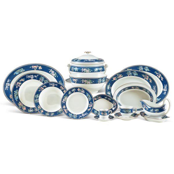 Wedgwood, servizio da tavola in ceramica policroma (99)