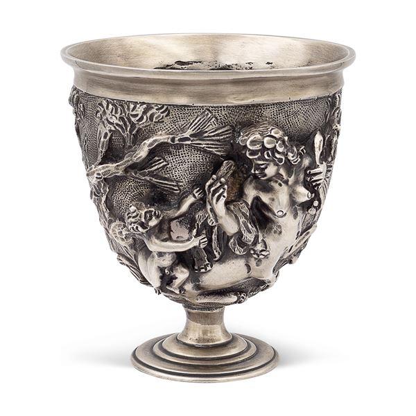 Coppa in argento