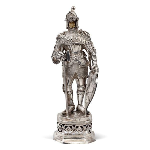 Soldato in argento