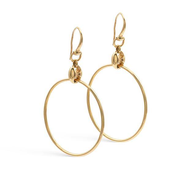 Gucci, orecchini collezione Marina Chain
