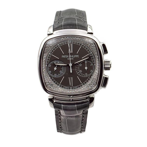 Patek Philippe First Chronograph Ladies, orologio da donna cronografo bicompax