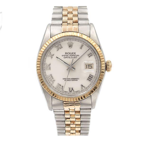 Rolex Oyster Perpetual Datejust, orologio da polso vintage