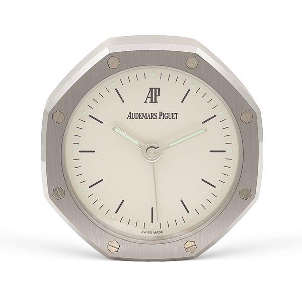 Audemars Piguet Royal Oak, orologio sveglia da tavolo
