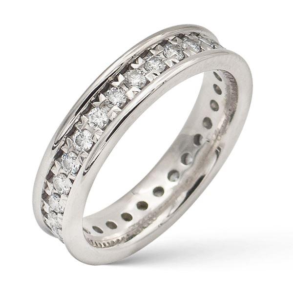 Chopard, anello fede collezione Timeless