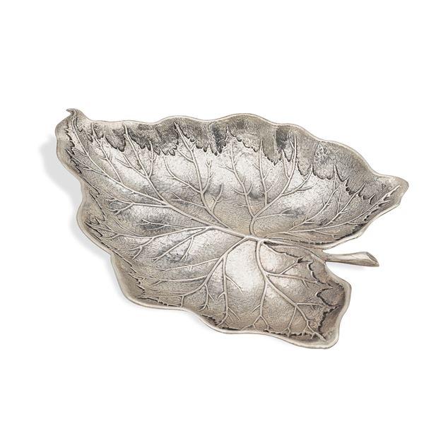 Gianmaria Buccellati, cesto in argento