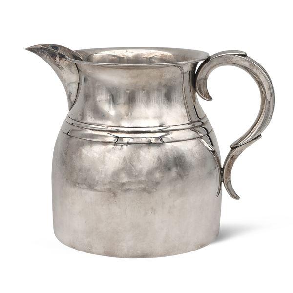 Caraffa in argento